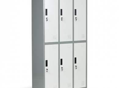 Метален шкаф CF 3 - 2