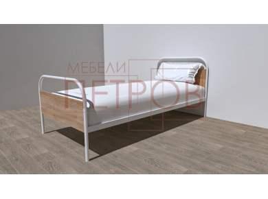 """Болнично легло """"Стандарт"""" + подматрачна рамка (Медицинско)"""