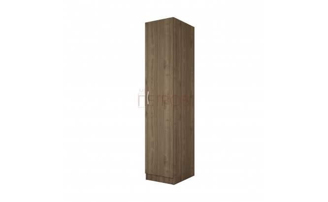 """Еднокрилен гардероб """"СИТИ 1010"""" 4 цвята"""