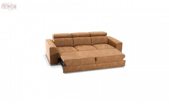 "Триместен диван ""Малфас"""
