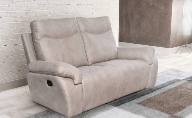 "Двуместен диван""Далас - релакс"""