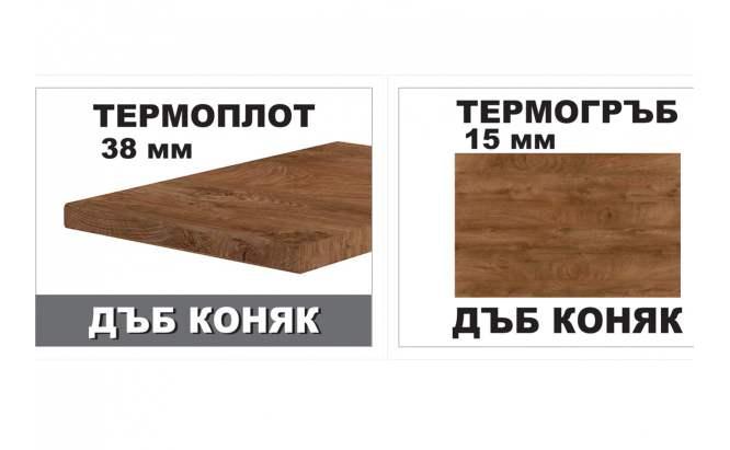 """""""Сити БФ-Бяло фладер-04-40"""""""